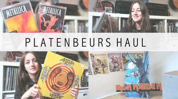 PLATENBEURS-HAUL